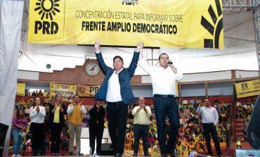 Por el gallardismo, el PRD es la primer fuerza política de SLP: Juan Zepeda