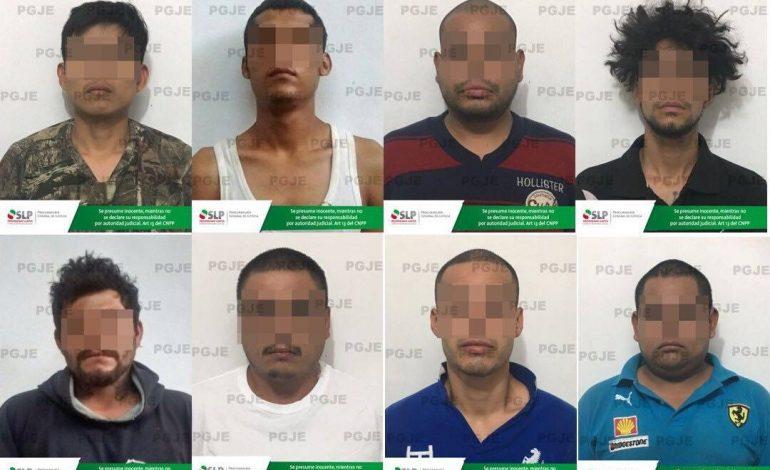 PGJE informó sobre la detención de 13 personas, presuntamente relacionadas con recientes hechos delictivos