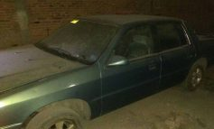 Aseguran dos vehículos abandonados y con reporte de robo