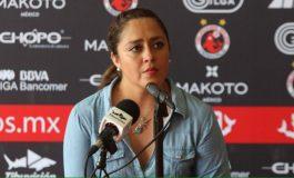 DT  del Veracruz primera cesada de la Liga MX femenil