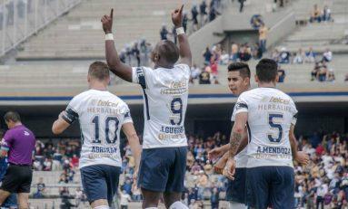 Pumas se reencuentra con la victoria en la Copa MX