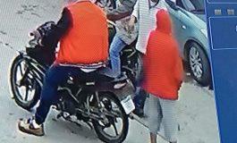 Denuncian a presuntos asaltantes en redes sociales