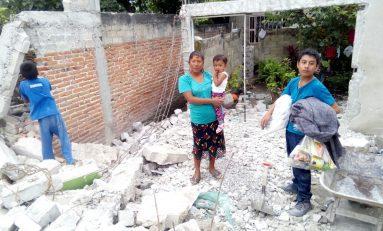 DIF soledense planea segundo envío de víveres para damnificados por sismos