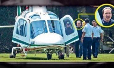 Senador usa helicóptero del Ejército para ir a jugar golf
