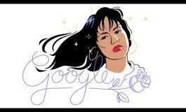 Google dedica Doodle a Selena