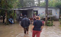 Afectan lluvias la Huasteca Potosina