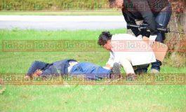 Localizan cadáver de hombre en Río Santiago