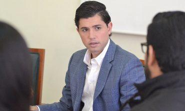 José Antonio Meade tiene todo el respaldo de los jóvenes: Serrano Gaviño
