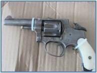 Detienen a sujeto en posesión de arma de fuego