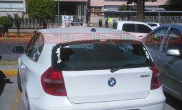 Intento de asalto en Carranza frente al Colegio Motolinía