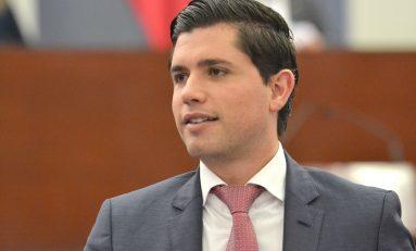 Gerardo Serrano nuevo líder del Verde en el Congreso