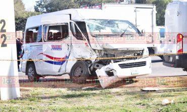 Un muerto, un detenido y algunos lesionados en choque entre unidades de transporte de personal en la ZI