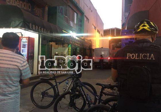 Asesinan a hombre en hotel del Centro Histórico