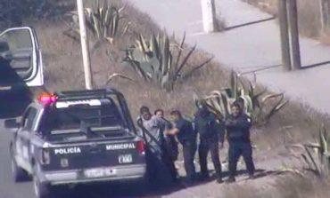 Dictan prisión preventiva a hombre que asaltó a cuentahabiente en banco de Abastos