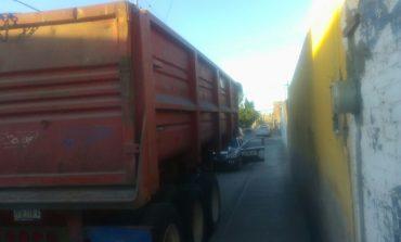 Localizan remolque con reporte de robo en Guanajuato