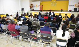 En reunión de gabinete, alcalde soledense llama a reforzar trabajo y seguir ofreciendo resultados a la ciudadanía