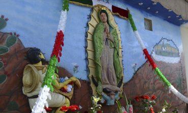 Por concluir la inscripción a concurso de murales a la Virgen de Guadalupe