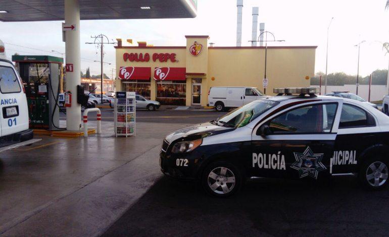 Reforzarán acciones para prevenir delitos en gasolineras
