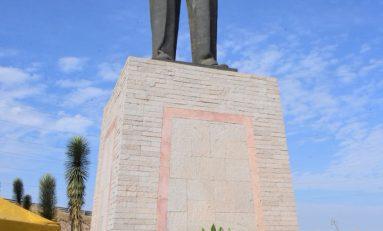Conmemoran Natalicio de Graciano Sánchez Romo