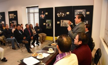 Encabeza GHV reunión de gabinete para refrendar su compromiso con la ciudadanía