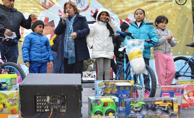 Ayuntamiento capitalino continúa con programa invernal