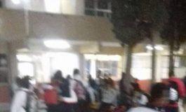 Balacera entre policías y maleantes en Soledad causa alarma en el CBTIS 121