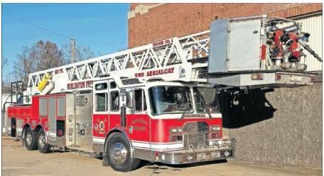 Soledad recibirá en donación camión de bomberos