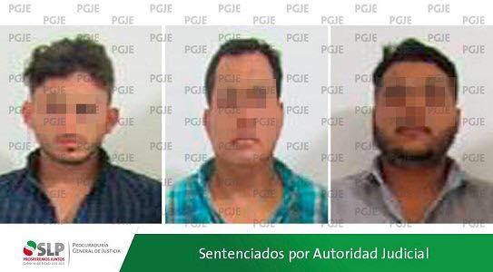 Venían de Jalisco a robar una joyería, lograron detenerlos y les dictan 5 años de prisión