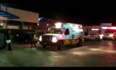 """Flamazo en el restaurante """"Fogón de Brasil"""" causa alarma"""