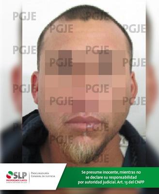Detienen en Nuevo León a sujeto acusado de homicidio en Guadalcázar