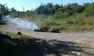 Asesinan y prenden fuego a tres personas en Ciudad Valles