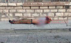 Asesinan a balazos a hombre en la Colonia Ferrocarrilera
