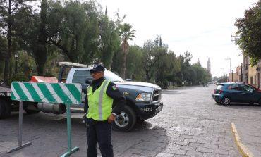 Saldo blanco en dispositivo Guadalupano 2017