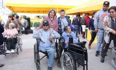 Fortalecen programas de atención a personas con discapacidad