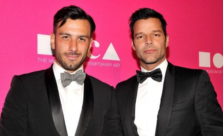 """Lloren chicas y """"chicos""""…. Ricky Martin ya es un hombre casado…"""