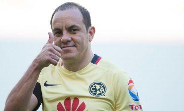 Cuauhtémoc Blanco lamenta que AMLO le vaya al Pumas