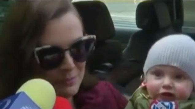 En medio del escándalo, Marjorie de Sousa cede y realiza prueba ADN a su hijo