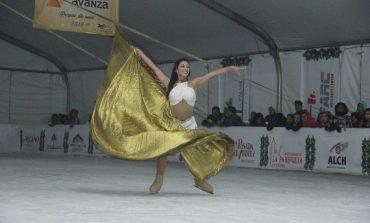 Con gran éxito cierra la pista de hielo en Soledad