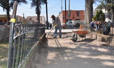 La Calzada de Guadalupe avanza en su rehabilitación integral