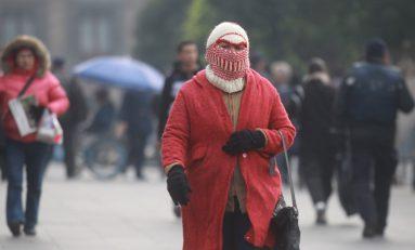 Se esperan temperaturas de 0° a 5° C, en las noches del fin de semana
