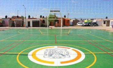 Ayuntamiento impulsa espacios para la recreación de la población