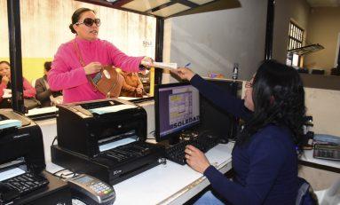 Buscarán ampliar entrega de electrodomésticos para contribuyentes cumplidos
