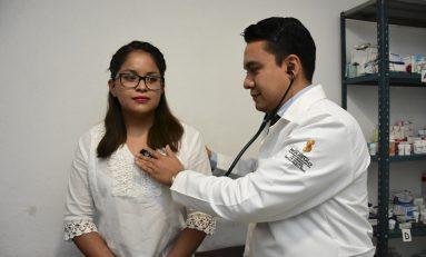 Incrementan hasta 50% consultas médicas por enfermedades respiratorias