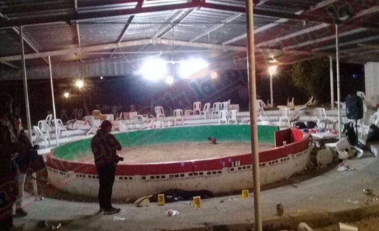 Capturan a uno de los presuntos responsables del ataque al Palenque de Gallos en Tamuín