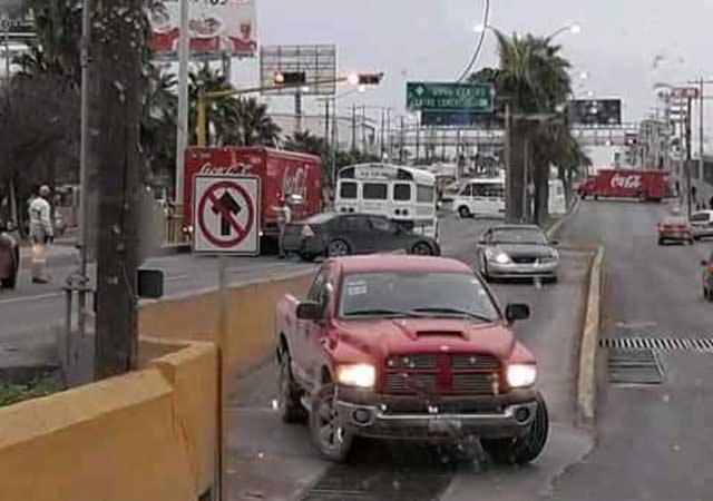 ¡De terror! Se desatan las balaceras, enfrentamientos y bloqueos en Reynosa