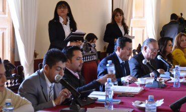 Ayuntamiento capitalino realizó la primera sesión ordinaria de Cabildo