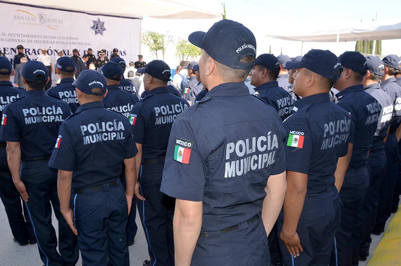 Exhortan a formar parte de Academia de Seguridad Pública Municipal