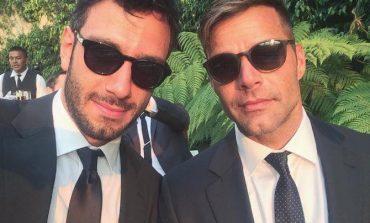 """Somos una familia moderna"" dice Ricky Martin a sus hijos"