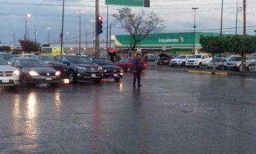 Accidentes viales por lluvias dejan solo daños materiales en Soledad