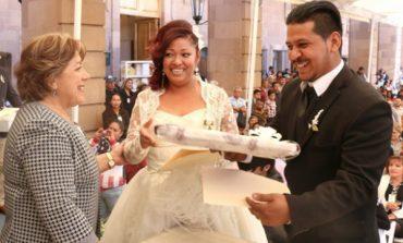 "DIF Capitalino invita a parejas a sumarse al evento ""Matrimonios Simultáneos"""